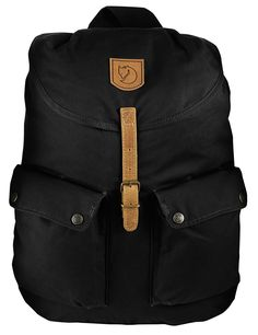 Order Fjallraven Greenland Rucksack today from Cotswold Outdoor ✓ Price Match Promise ✓ Product Warranty ✓ Expert Advice Hiking Backpack, Travel Backpack, Black Backpack, Leather Backpack, Fashion Backpack, Laptop Backpack, Drawstring Backpack, Hiking Gear, Backpacks