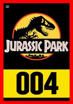 Jurassic Park Cards - 32/32 Birthday Party At Park, Dinosaur Birthday Party, 5th Birthday, Birthday Parties, Jurassic World 3, Jurassic Movies, Fashion Kids, Jurassic Park Party, Trunk Or Treat