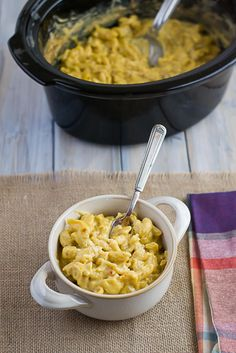 Not Your Mama's Macaroni and Cheese   AllFreeSlowCookerRecipes.com