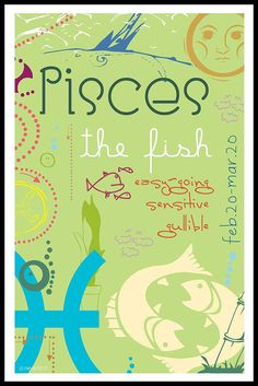 Pisces:  Pisces the Fish. What makes YOU tick?  Sign up for a chance to win a FREE #astrology reading. www.insideconnection.tv  Winners chosen monthly.