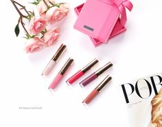The Beauty Look Book: By Terry Baume de Rose Set (Limited-Edition) - Review/Swatches