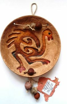 Turkey Images, Native American Pottery, Plate Art, First Art, Stone Painting, Gourds, Decoupage, Diy Crafts, Ceramics