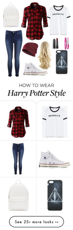 """Untitled #1"" by taylornunn-1 on Polyvore featuring LE3NO, Zara, Miss Selfridge, Converse and PB 0110"