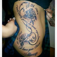 In memory of her late mother RiP. Kneeling Angel T Sleave Tattoos For Women, Tribal Sleeve Tattoos, Tattoos For Women Small, Rip Tattoos For Mom, Mother Tattoos, Rest In Peace Tattoos, Rip Grandpa Tattoo, Dad Tattoo In Memory Of, In Loving Memory Tattoos