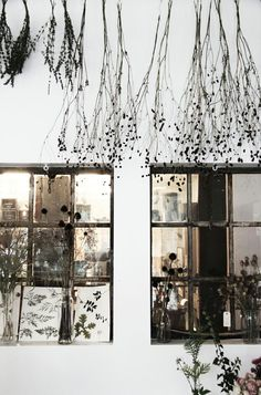 Love it! #windows #dryflowers #annaninanl