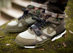 tom cruise moto - Nike Air Trainer 3 White Gum aux pieds (3) | Shoes | Pinterest ...