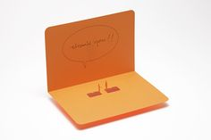 1/100 ARCHITECTURAL MODEL ACCESSORIES SERIES Greeting Card No.6 Thank You - Products | ***Pop UP Idea- Slo