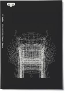 Rasmus Koch Studio – Poster celebrating the works of furniture designer Hans J. for PP Møbler Typography Poster Design, Design Poster, Print Design, Branding And Packaging, Plakat Design, Mid Century Modern Art, Visual Communication, Grafik Design, Danish Design