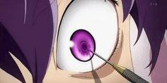 gif de Mirai Nikki :3