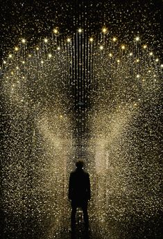 Light is Time installation by Tsuyoshi Tane and Citizen (more great pics like this through link)