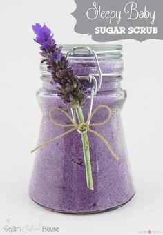 Sugar Body Scrub | DIY Sugar Scrub Recipes, check it out at  http://youresopretty.com/22-diy-face-body-scrubs-will-rock-world
