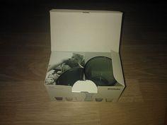 Iittalan harmaat kartio lasit Polaroid Film