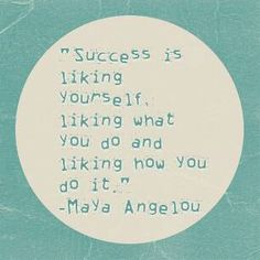 #MYBB Weekend Inspiration - You define your success!