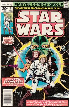 Title: Star Wars | Year: 1977 | Publisher: Marvel | Number: 1 | Print: 1 | Type: Regular | TitleId: 10aeb5f2-fabe-482e-86a0-b752ca152e71