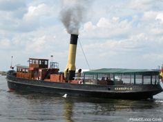 steam+ships | Steamship Elbe sailing