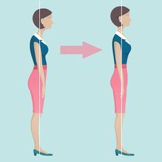 3 Übungen für einen geraden Rücken: So einfach verbessert ihr eure Haltung
