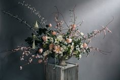 Exquisite floral creations by Jo Rodwell of Jo Flowers   Flowerona (Images by Joanna Millington)