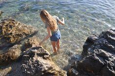 travel reisen elba italy italien europe europa vacation urlaub travelling location girl photography fotografie water meer ocean beach