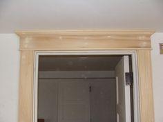 Merveilleux Door Molding
