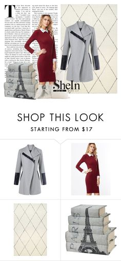 """""""sheinside"""" by mediva-284 ❤ liked on Polyvore"""