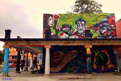 May 7, 2013 Graf4-RP — at Rio Piedras, San Juan, Puerto Rico.