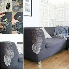 diy sofa repair fernando leather left hand corner bed black fix your torn or cat scratched couch with the following 13 boom everybody posts cats but not grandma s classy solutions to scratch imgur
