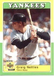 2001 Upper Deck Decade 1970's #40 Graig Nettles by Upper Deck Decade 1970's. $1.49. 2001 Upper Deck Co. trading card in near mint/mint condition, authenticated by Seller
