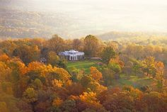 Monticello in fall. one of my favorites.