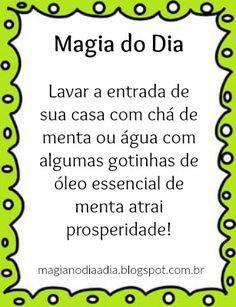 Magia no Dia a Dia: Magia do Dia: Prosperidade