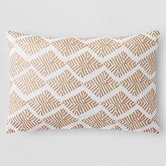 "Jr by John Robshaw Sharak Decorative Pillow, 12"" x 18"""