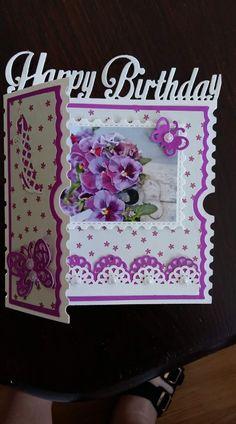 Mini Scrapbook Albums, Mini Albums, Ticket Card, Special Birthday Cards, Studio Lighting, Masculine Cards, Diy Cards, Cardmaking, Aliexpress Dies