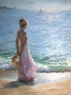 Vicente Romero Redondo  1956 Spanish Figurative painter 281%29.jpg (700×937)