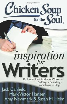 "Chicken Soup for the Soul: Inspiration for Writers, features Amelia's story ""The Surprise Party."""