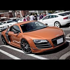 *Drool* Chocolate Audi R8  ---> FREE 800$ A day method Energy-Millionaires.com/FreeSignup