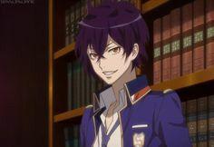 I love him!!! Shiki is mine!!!!