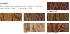 The recent release of new Bona DriFast hardwood floor stain colors bumps up the total for this line to 26 fully blendable colors.