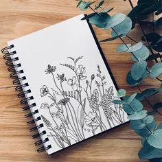 It On Fanart - Handschrift - Doodle bts fanart waste_it_on_me s It On Fanart - Handschrift - Doodle bts fanart waste_it_on_me steve_aeoky bangtan Wildblumen inkdrawing inkdrawings penandinkdra… - dibujo inkdrawing Doodle Drawings, Drawing Sketches, Sketching, Sketch Note, Tatoo Henna, Diy Tattoo, Plant Drawing, Drawing Flowers, Flower Drawings