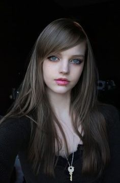Image result for ash brown hair color