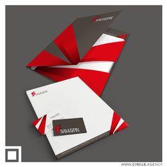 Samizar #stationery #design by #CIRCLEvisualcommunication #visualcommunication #agency  #circle www.circle.agency