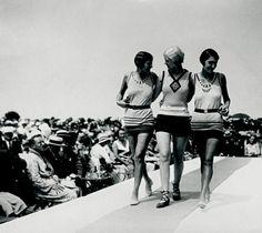 #maillots de bain #vintage de Jean #Patou
