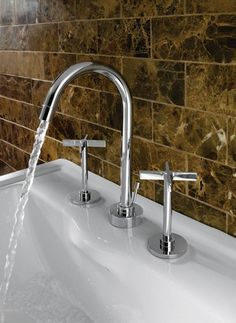 Stoic Bathroom Faucet Widespread with Cross Handles  - Homeclick Community