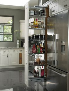 Larder and Base Unit Solutions