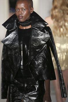 Fyodor Golan at London Fashion Week Fall 2013 - StyleBistro