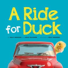 """Poor little duck has run out of luck! He just needs some way to get to the store. In conjunction with the Mother Goose Time """"On the Go"""" thematic study, duck sets off on many adventures involving a motorcycle, a truck, a plane and many more!  Experience Early Learning children's books first appear every month inside the Mother Goose Time preschool curriculum. #mgtbooks"""