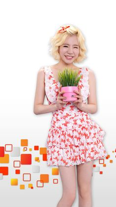 Sunny Lee Soonkyu of Girls' Generation #SNSD for TrueMove H Thailand