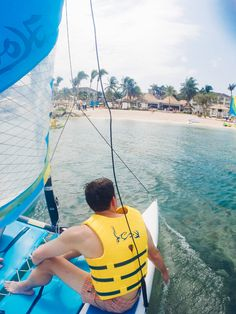 Sailing lessons on the high seas? Your family trip just got a whole lot more interesting with Hyatt All Inclusive Resorts.