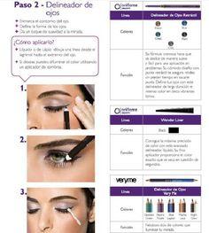 Guía de ojos