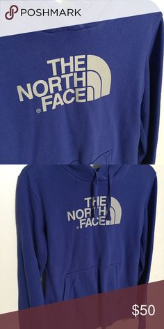 The North Face Hoodie The North Face Hoodie In Good Preowned Condition. Color is a Bit Off due to Lighting💕 The North Face Sweaters