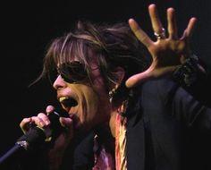 Steven Tyler fights Hepatitis C, becomes advocate for treatments ... Liv Tyler 90s, Steven Tyler Aerosmith, Elevator Music, Van Halen, Ex Husbands, Sound Of Music, Rolling Stones, Rock And Roll, Singer