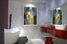 pour la baignoire - Collection Yves pertosa